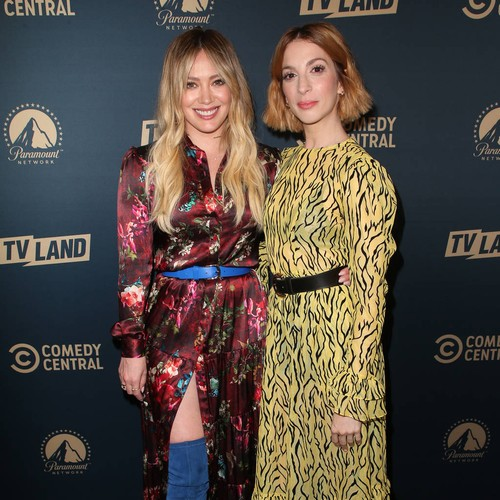 Hilary Duff Calls On Younger Co-star To Be Godmother To Baby Daughter