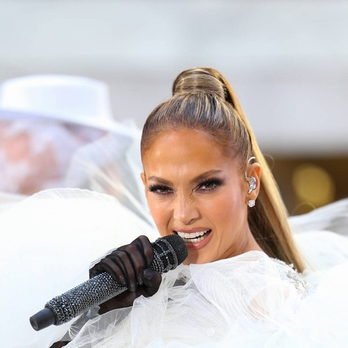Jennifer Lopez's Daughter Was 'ready' To Join Her On Stage - Music News