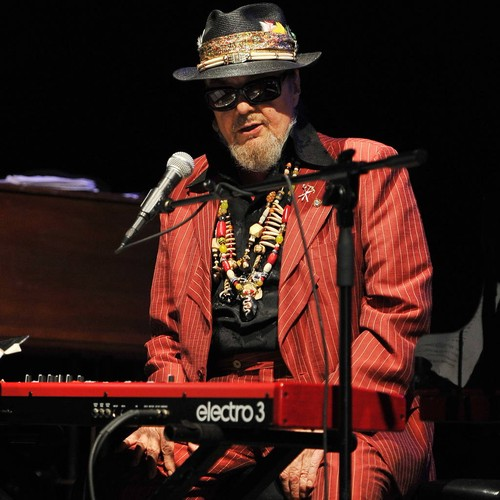 Dr. John Finished Last Album Before Death