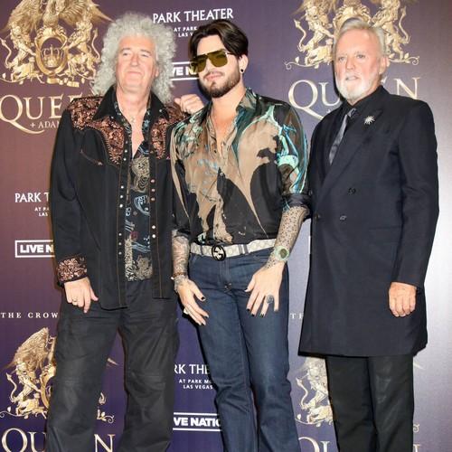 Brian May: 'adam Lambert Has More Range Than Freddie Mercury'