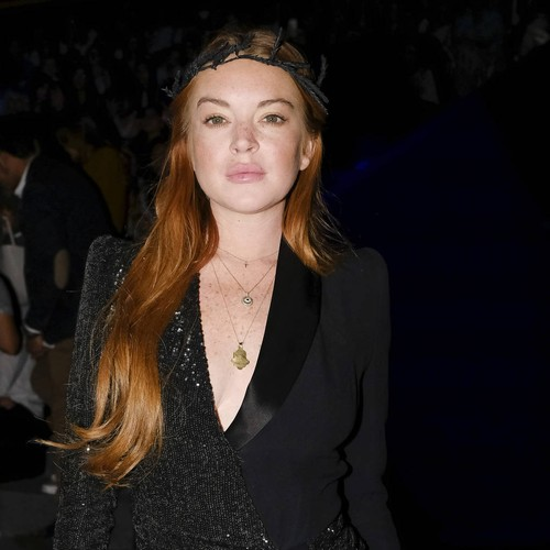 Lindsay Lohan Returns To Tommy Mottola's Label For Music Comeback