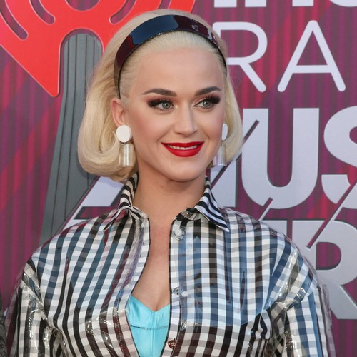 Katy Perry Supports Orlando Bloom's Ex Miranda Kerr At Beauty Launch