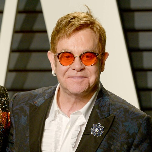 Elton John Urges World Leaders To Give More For Aids Research As He Receives French Honour - Music News