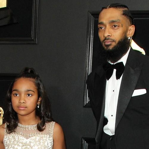 Nipsey Hussle's Daughter Honours Dad At Graduation