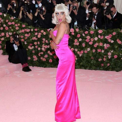 Lady Gaga Still Can't Believe She Has An Oscar