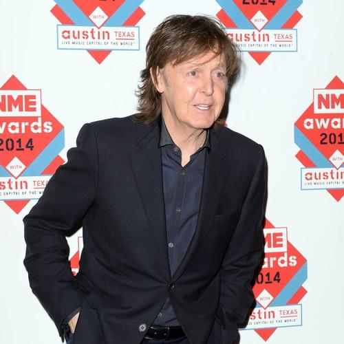 Paul McCartney treasures late wife's photo of himself and John Lennon