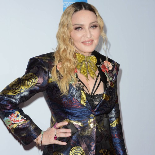 Madonna takes aim at America's gun control issues in hard-hitting new video
