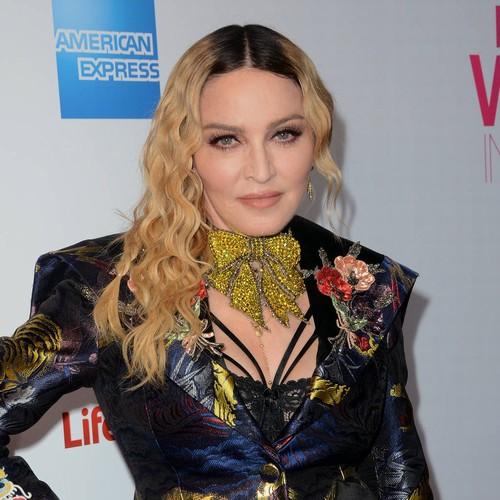Madonna Worries For Her Children Because Of Gun Violence