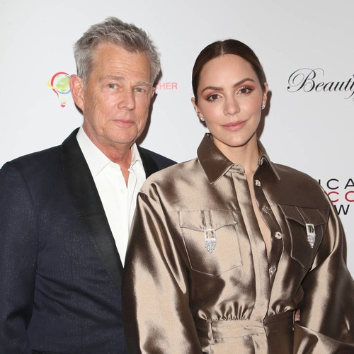David Foster And Katharine Mcphee Wed In London - Music News