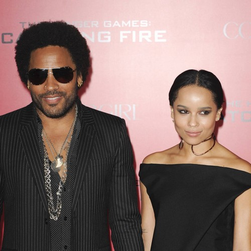 Lenny Kravitz Saddened His Mother Isn't Alive To Witness Granddaughter's Wedding