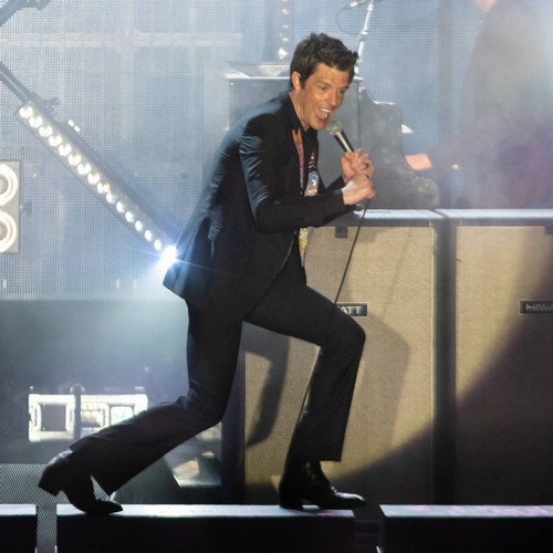 The Killers Call On Johnny Marr And Pet Shop Boys For Glastonbury Set