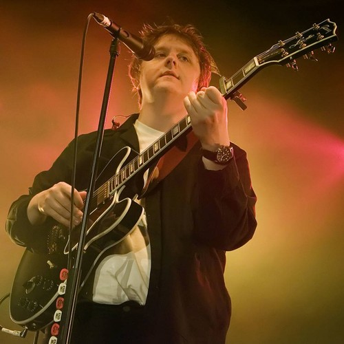 Lewis Capaldi Mocks Noel Gallagher During Glastonbury Entrance