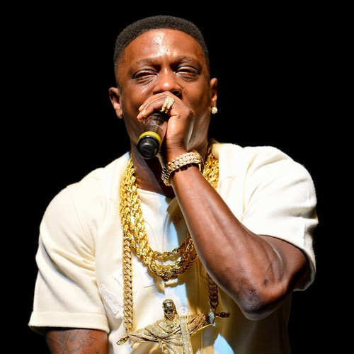 Boosie Badazz Ordered To Pay Up In Mall Security Guard Dispute - Music News