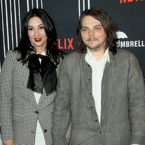 Gerard Way And Grimes Pay Tribute To Manager After She Loses Cancer Battle - Music News