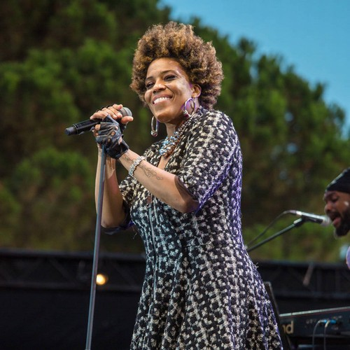 Macy Gray Appears Distracted In 'car Crash' Interview