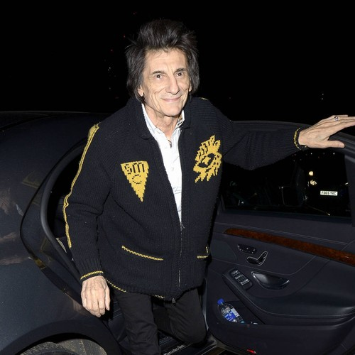 Ronnie Wood Going Solo For First Time In A Decade - Music News