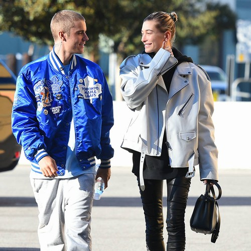 Hailey And Justin Bieber Enjoy 'amazing' Weekend At Church Conference