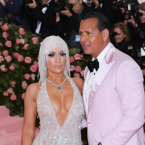 Jennifer Lopez Left In Tears By Fiance Alex Rodriguez's 50th Birthday Message