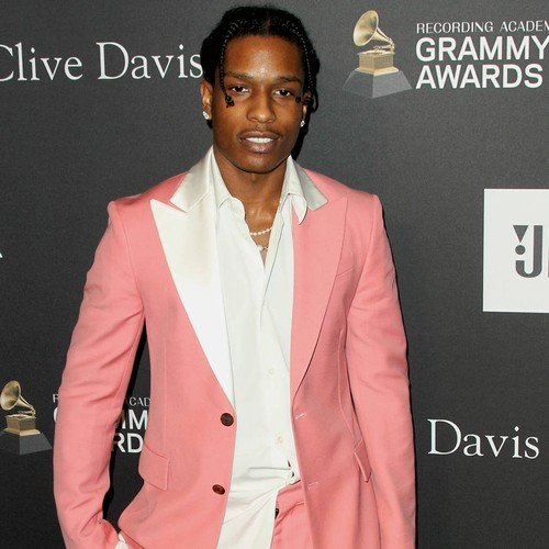 A$ap Rocky Charged With Assault Over Sweden Street Brawl