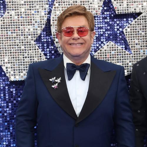 Elton John Marks 29 Years Of Sobriety