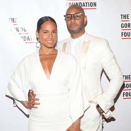 Alicia Keys And Swizz Beatz Mark Nine-year Anniversary With Sweet Posts