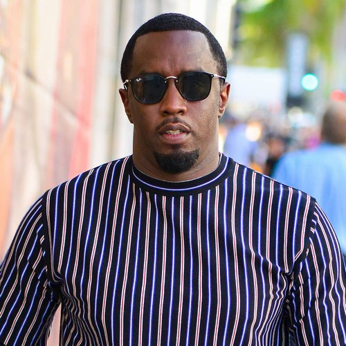 Diddy Joins Rumoured Girlfriend Lori Harvey's Father Steve For Lunch - Report