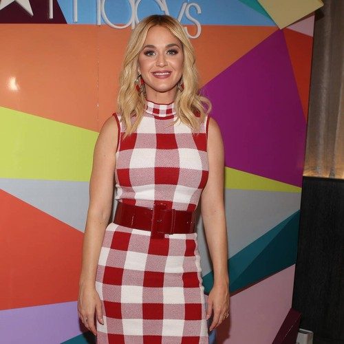 Katy Perry: 'i'm Not Going On Tour Anytime Soon'