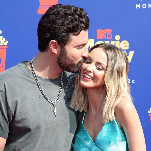 Brody Jenner Pokes Fun At Miley Cyrus' Kiss With Ex Kaitlynn - Music News