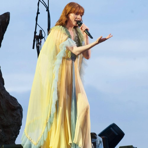 Florence + The Machine help