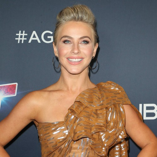 Julianne Hough 'isn't Mad' About People Labelling Her Sexuality