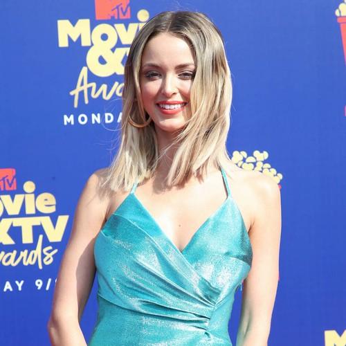 Kaitlynn Carter Talks Negative Social Media Comments On Return From Miley Cyrus Vacation