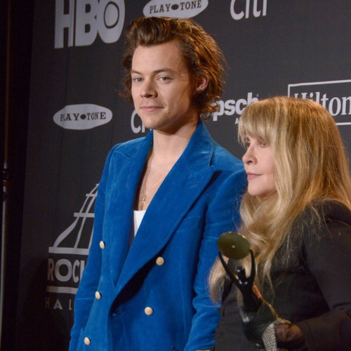 Harry Styles causes social media mayhem with shirtless Rolling Stone cover