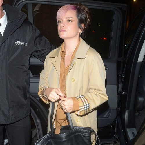 Lily Allen dropped by her record label - report