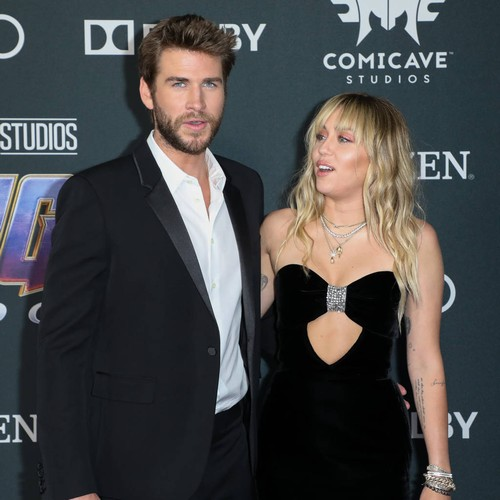 Liam Hemsworth files for divorce