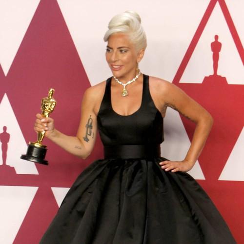 Lady GaGa Tears up Internet radio CastHost