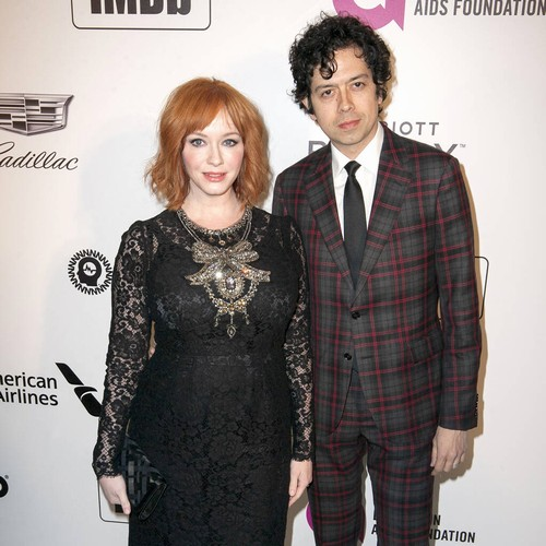 Permalink to Christina Hendricks and Geoffrey Arend Announce Separation – Music News