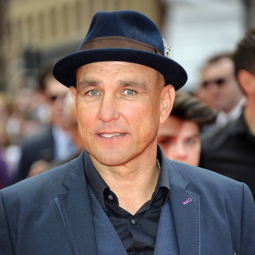 Vinnie Jones Will Donate Any The X Factor Winnings To Hospitals