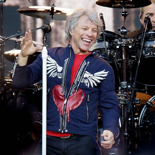 Permalink to Bon Jovi Deletes New Charity Single in Favor of the Patriotic Service Dog Foundation – Music News