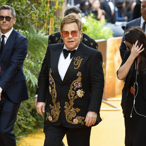 Elton John and Peter Gabriel pay tribute to photographer Terry O'Neill – Music News