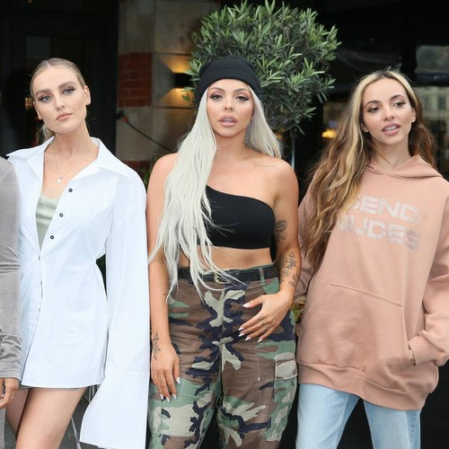 Permalink to The Little Mix slam feud rumors as they begin work on a new album – Music News
