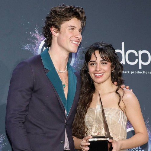 Permalink to Camila Cabello was too shy to kiss Shawn Mendes during the AMAs performance – Music News