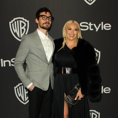 Permalink to Hilary Duff thanks her new husband Matthew Koma for keeping her Christmas company – music news