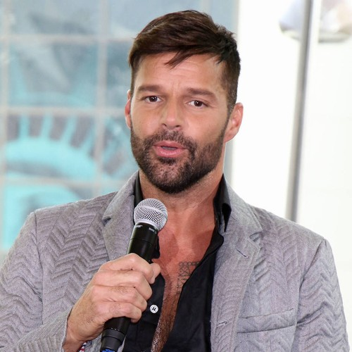 Ricky Martin planning initiatives to help deal with Covid-19 'aftershock'