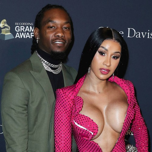 Cardi B back with husband Offset a month after filing for divorce - Music News 1