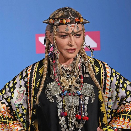 Madonna takes aim at commenter over gun control post backlash
