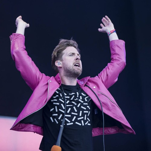 Ricky Wilson weds fiancee after postponing wedding four times
