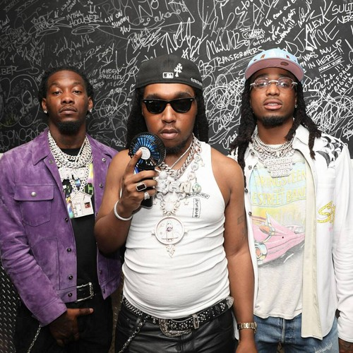 Migos deny rumours they almost signed to Kanye West's label