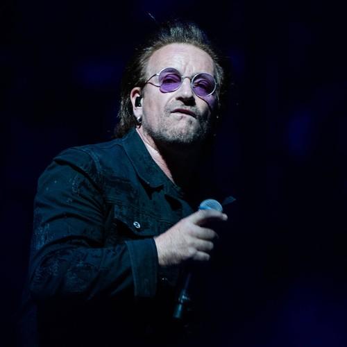 Bono irked by Matt Damon's popularity in Ireland