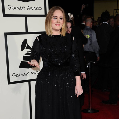 Adele feared she'd spiral out of control like Amy Winehouse at start of career