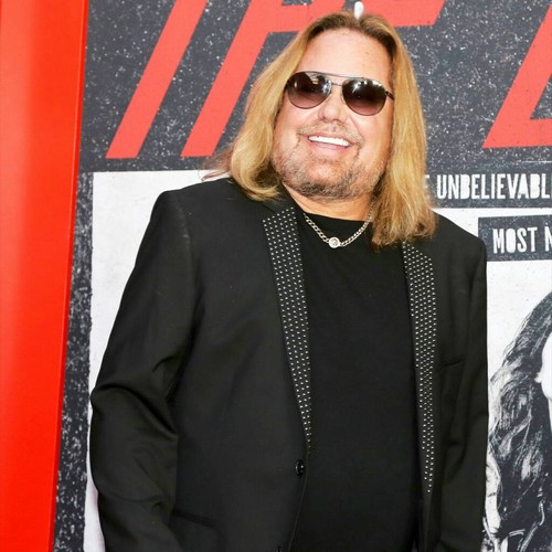 Vince Neil 'home and resting' after breaking ribs in concert fall